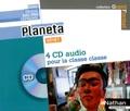 Sandrine Debras - Espagnol Bac Pro A2-B1 Planeta. 4 CD audio