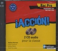 Mylène Ghariani - Espagnol Bac pro Accion ! - 2 CD audio pour la classe.