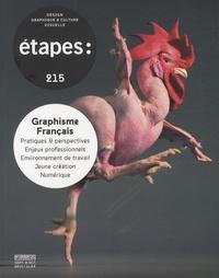 Michel Chanaud - Etapes N° 215, septembre oc : Graphisme français.