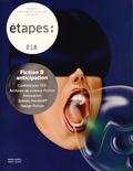 Caroline Bouige et Isabelle Moisy - Etapes N° 218, mars-avril 2 : Fiction & anticipation.