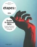 Isabelle Moisy et Caroline Bouige - Etapes N° 234, novembre-déc : Projets de diplômes 2016.