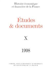 Etudes & documents N° 10/1998.pdf