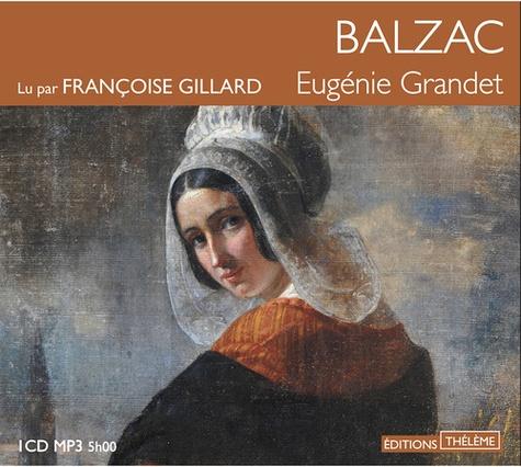 Eugénie Grandet  avec 1 CD audio MP3