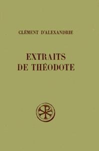 François Sagnard et  Clément d'Alexandrie - .