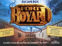 Antartik et Valerie Cluzel - Fort Boyard - Coffret avec 1 livret, 40 cartes, 1 bande-son et 1 poster.
