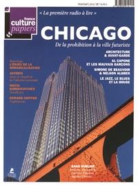 Jean-Michel Djian - France Culture Papiers N° 17, printemps 201 : Chicago.