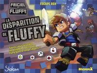 Thomas Frick - Frigiel et Fluffy - Escape box : La disparition de Fluffy. Avec 40 cartes, 1 poster.