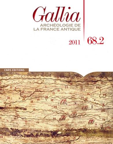 William Van Andringa - Gallia N° 68.2, 2011 : .