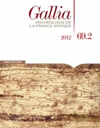 William Van Andringa - Gallia N° 69.2, 2012 : .
