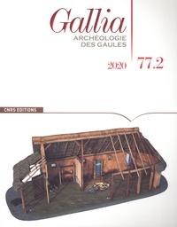 Martial Monteil - Gallia N° 77-2, 2020 : .
