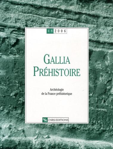 Pierre Bodu - Gallia Préhistoire N° 48, 2006 : .