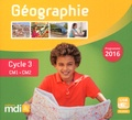 MDI - Géographie cycle 3 CM1/CM2.