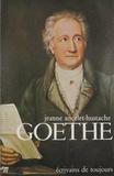 Jeanne Ancelet-Hustache - Goethe.
