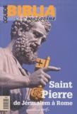 Jean-François Baudoz et Edouard Cothenet - Guide Biblia Magazine N° 2 : Saint Pierre, de Jérusalem à Rome.