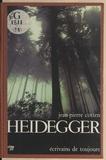Jean-Pierre Cotten - Heidegger.