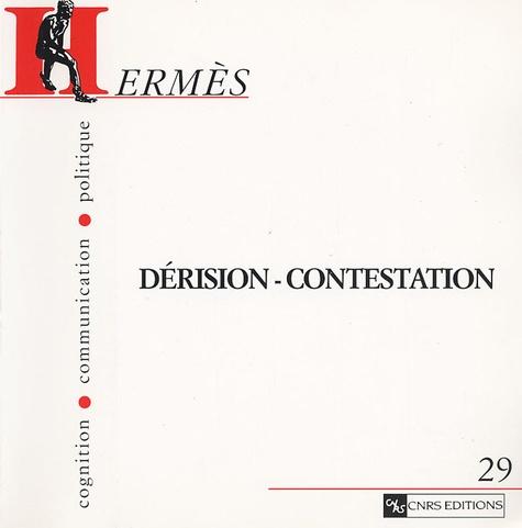 Arnaud Mercier - Hermès N° 29 : Dérision-Contestation.