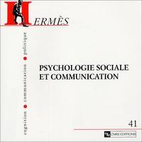 Ivana Markova - Hermès N° 41 : Psychologie sociale et communication.