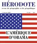 Pierre Melandri et Jean-Luc Racine - Hérodote N° 132, 1er trimestr : L'Amérique d'Obama.