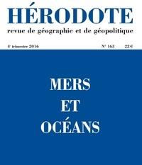Béatrice Giblin - Hérodote N° 163, 4e trimestre : Mers et océans.