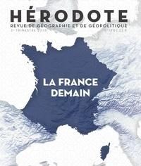Béatrice Giblin et Yves Lacoste - Hérodote N° 170, 3e trimestre : La France demain.