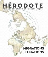 Béatrice Giblin et Yves Lacoste - Hérodote N° 174, 3e trimestre : Migrations et nations.