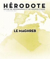 Béatrice Giblin et Yves Lacoste - Hérodote N° 180, 1er trimestr : Le Maghreb.