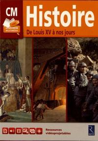 Histoire CM - De Louis XV à nos jours.pdf