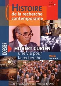 Histoire de la recherche contemporaine Tome 5 N° 2, automne.pdf