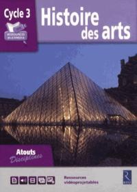 Catherine Faivre-Zellner - Histoire des arts Cycle 3 - Ressources vidéoprojetables.