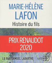 Marie-Hélène Lafon - Histoire du fils. 1 CD audio MP3