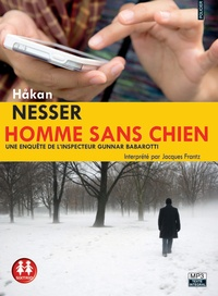 Hakan Nesser - Homme sans chien. 2 CD audio MP3