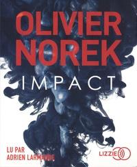 Olivier Norek - Impact. 1 CD audio MP3