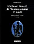 Hélène Guiraud et Christopher Goddard - Intailles et camées de l'époque romaine en Gaule (Territoire français).