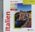 Le Robert - Italien 2de LVB Strada Facendo A2>A2+. 1 DVD + 1 CD audio