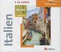 Le Robert - Italien Cycle 4 A1-A2 Strada facendo. 3 CD audio