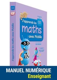 Rémi Brissiaud - J'apprends les maths avec Picbille CE1. 1 Cédérom