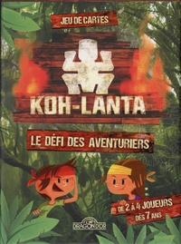 Alain T. Puysségur et  Tf1 Production - Jeu de cartes Koh-Lanta - Le défi des aventuriers.