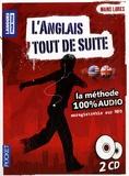 Pocket - L'anglais tout de suite - La méthode 100% audio. 2 CD audio
