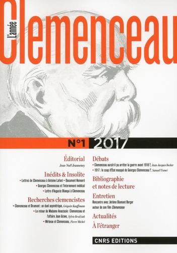 Sylvie Brodziak et Matthieu Séguéla - L'année Clemenceau N° 1/2017 : .