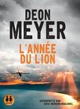 Deon Meyer - L'année du lion. 2 CD audio MP3