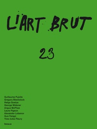 Lucienne Peiry - L'Art Brut N° 23 : .