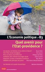 Sandra Moatti - L'Economie politique N° 83, juillet 2019 : Quel avenir pour l'Etat-providence?.