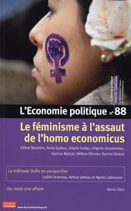 Sandra Moatti - L'Economie politique N° 88, octobre 2020 : Le féminisme à l'assaut de l'homo economicus.