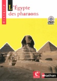 Eduscope - L'Egypte des pharaons. 1 DVD