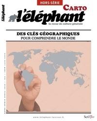Stéphanie Tisserond - L'éléphant Hors-série carto, ju : .