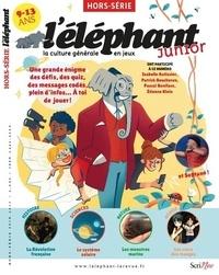 Stéphanie Tisserond - L'éléphant Hors-série junior se : .