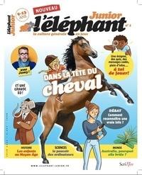 Stéphanie Tisserond - L'éléphant junior N° 1, juin 2020 : .