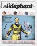 Guénaëlle Le Solleu et Jean-Paul Arif - L'éléphant N° 23, juillet 2018 : .