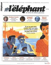 Guénaëlle Le Solleu - L'éléphant N° 25, janvier 2019 : .