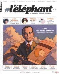 Guénaëlle Le Solleu - L'éléphant N° 26, avril 2019 : .
